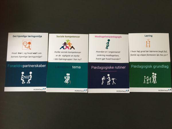 Refleksionskort, Pædagogik